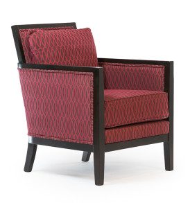 Dinelli Showood Accent Chair