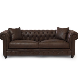 Dorsey 3 Seater -Leatherair